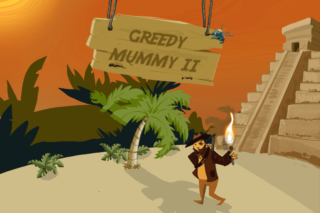 Greedy Mummy II